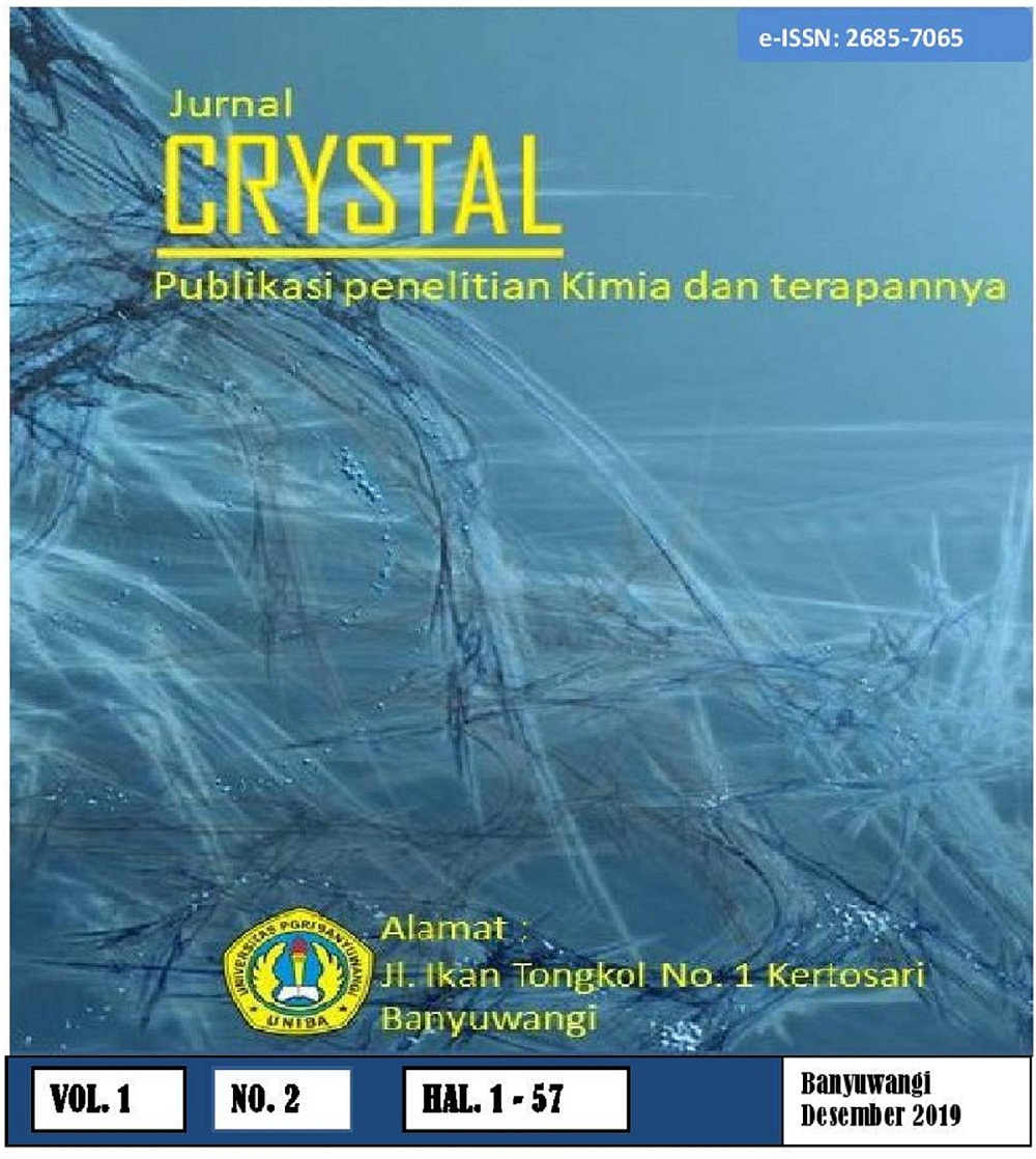 crystal call for paper